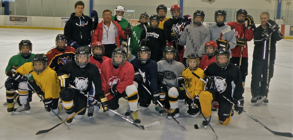kitchener waterloo hockey camp